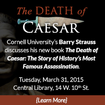 The Death of Caesar: The Story of History's Most Famous