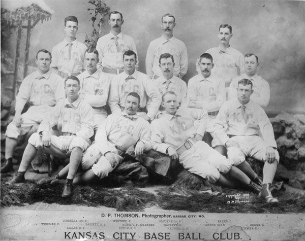 KC base ball club