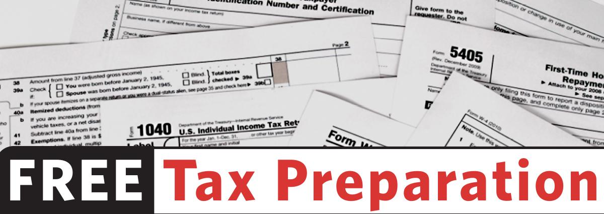 FREE Tax Preparation | Kansas City Public Library