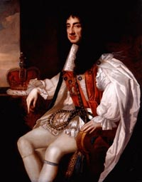 Charles II by Peter Lely