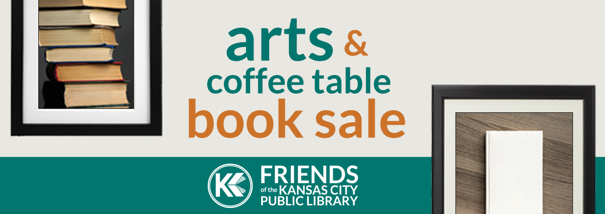 Looking to add to, or launch, your collection of fine art books and other media? The Friends of the Kansas City Public Library offer hundreds of items spotlighting art, music, film, and photography ranging from used to gift quality.