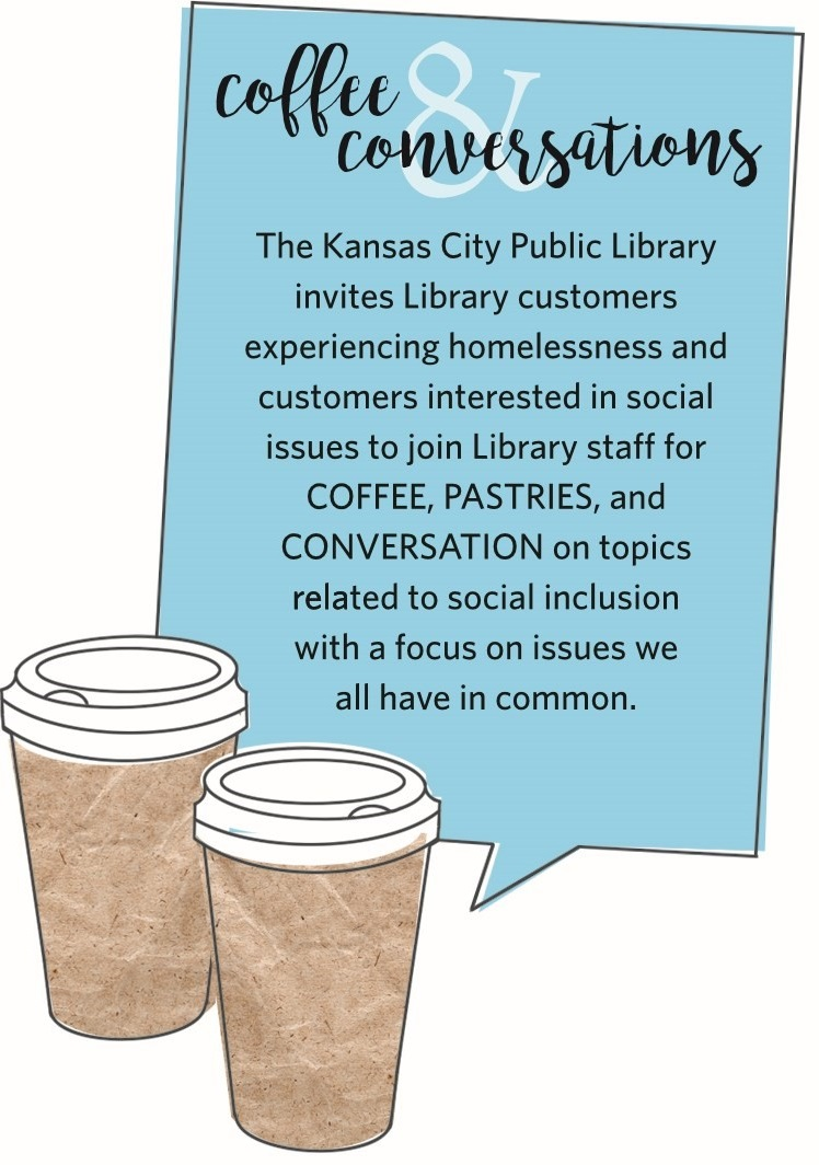 Coffee & Conversation | Kansas City Public Library
