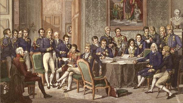 Congress of Vienna by Jean-Baptiste Isabey