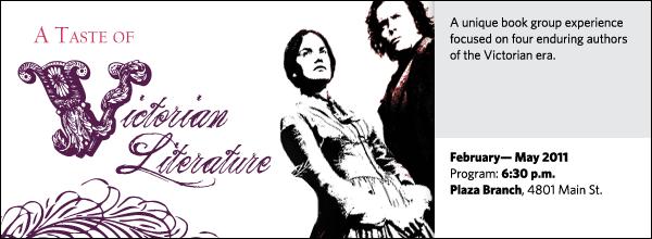 A Taste of Victorian Literature