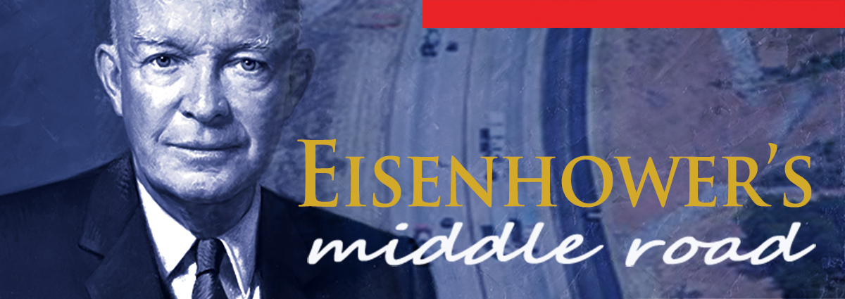 Presented in partnership with the Dwight D. Eisenhower Presidential Library, Museum and Boyhood Home, this exhibit explores the Midwest-influenced leadership style of our 34th president. Practical and level-headed, Ike sought to work from the middle to accomplish what those on the extremes saw as impossible.