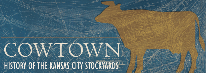 For more than a century the Kansas City Stockyards fed a hungry nation. This new exhibit features a historical treasure trove of photographs, blueprints, maps, drawings, and documents celebrating the city's great economic engine.