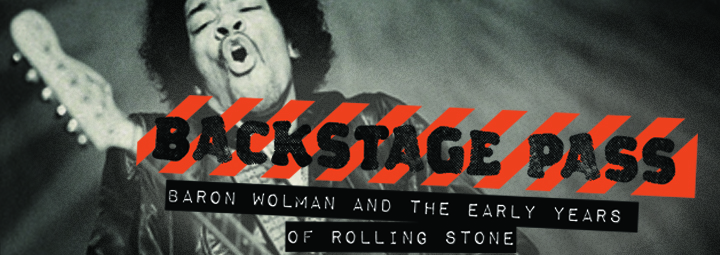 """Through a collection of framed photographs, contact sheets, and original magazine covers, this exhibit illuminates how Rolling Stone magazine and Baron Wolman, its chief photographer from 1967-70, guided the creation of the """"rock star"""" persona from concert to cover image to icon during one of the most important eras in music history."""