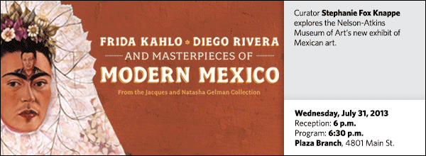 Curator Stephanie Fox Knappe  explores the Nelson-Atkins Museum of Art's new exhibit of Mexican art.