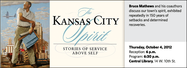 Bruce Mathews and his coauthors discuss our town's spirit, exhibited repeatedly in 150 years of setbacks and determined recoveries.