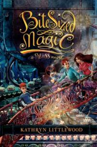 Bite Sized Magic book cover