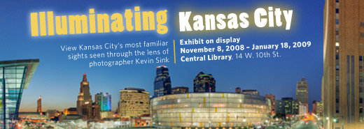 Kevin Sink Highlights Kansas City's Familiar Landmarks In Photo Exhibit
