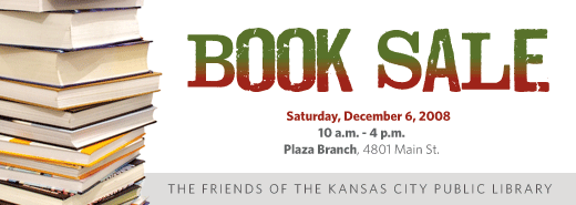 Friends of the  Library December Book Sale
