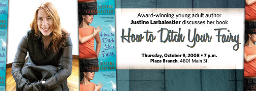 Justine Larbalestier will discuss her latest book