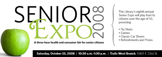 Eighth annual Senior Expo