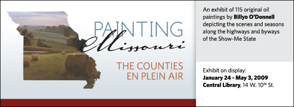 Painting Missouri: The Counties en Plein Air