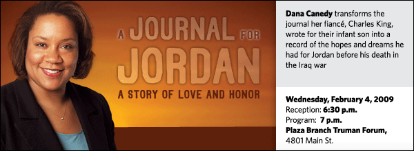 Dana Canedy: A Journal for Jordan