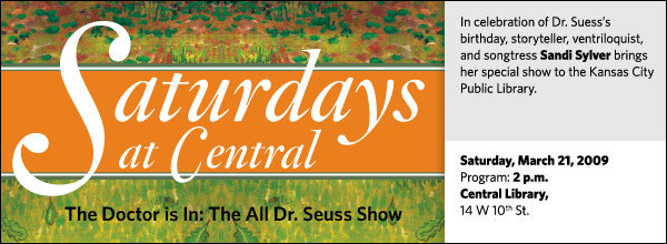 The Doctor Is In: The All Dr. Seuss Show