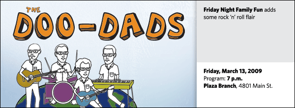 Friday Night Family Fun: The  Doo-Dads