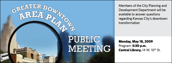Downtown Area Plan Public Meeting