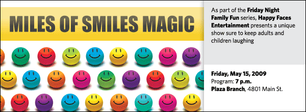 Miles of Smiles Magic