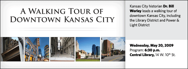 Downtown Kansas City Walking Tour