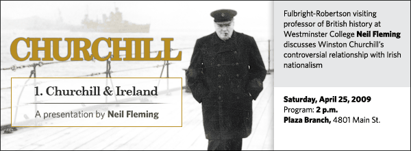 Churchill and Ireland