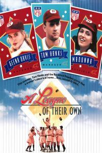 A League of Their Own movie poster