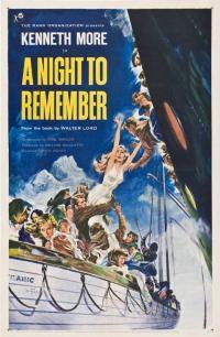 A Night to Remember movie poster
