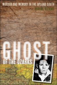 Ghost of the Ozarks book cover