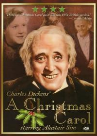 A Christmas Carol (1951) movie poster