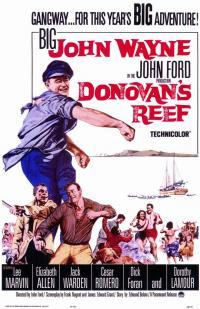 Donovan's Reef movie poster