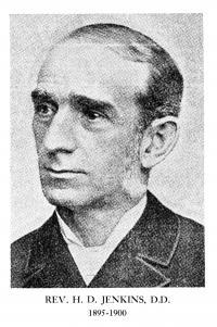 Rev. Dr. Hermon D. Jenkins