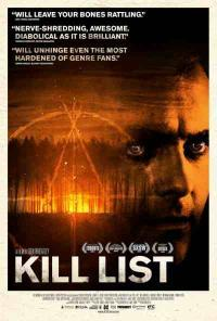 Kill List movie poster