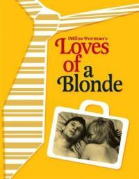 Loves of a Blonde movie poster