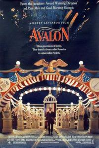 Avalon movie poster