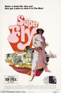 Super Fly movie poster