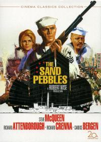 The Sand Pebbles movie poster