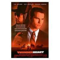 Thunderheart movie poster