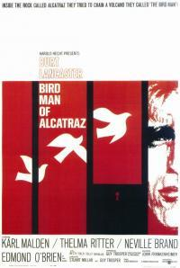 Birdman of Alcatraz movie poster