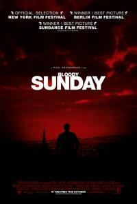 Bloody Sunday movie poster