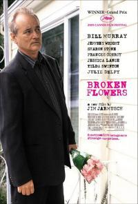 Broken Flowers movie poster