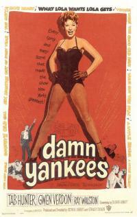 Damn Yankees! movie poster