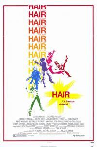Hair movie poster