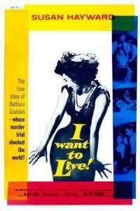 I Want to Live! movie posters