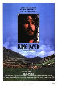 King David movie poster