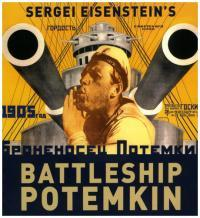 Battleship Potemkin movie poster