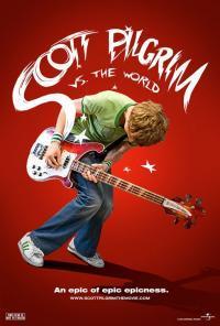 Scott Pilgrim vs the World movie poster