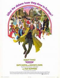 Scrooge movie poster