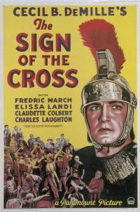 The Sign of the Cross movie poster