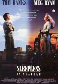 Sleepless in Seattle movie poster
